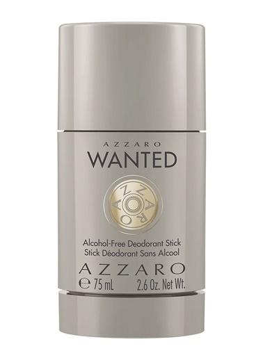 Wanted 75 Ml Erkek Deodorant Stick-Azzaro